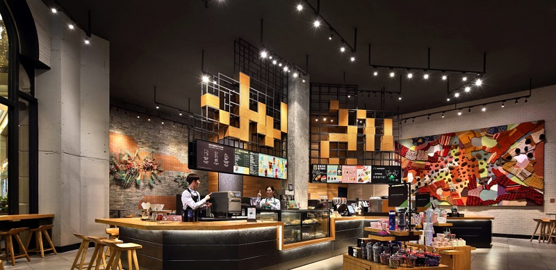 Starbucks China has opened up its first-ever signing store in Guangzhou, Guangdong province that is dedicated to offer employment and career advancement opportunities for the deaf and hard of hearing community.