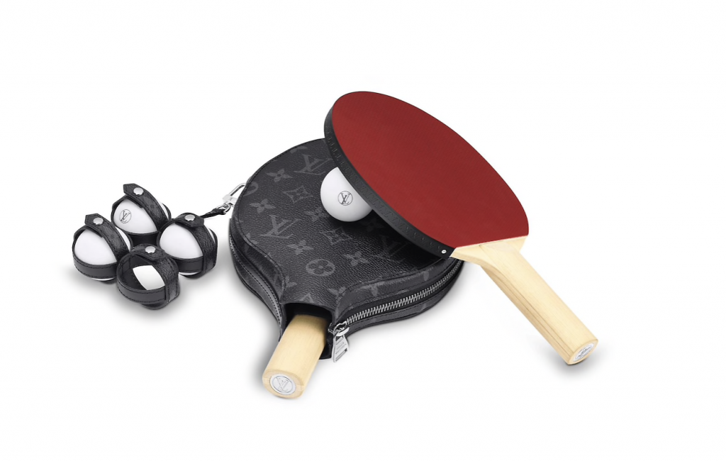 Luxury brand Louis Vuitton has previously released an unusual assortment of goods, ranging from LV jump ropes to playing cards.