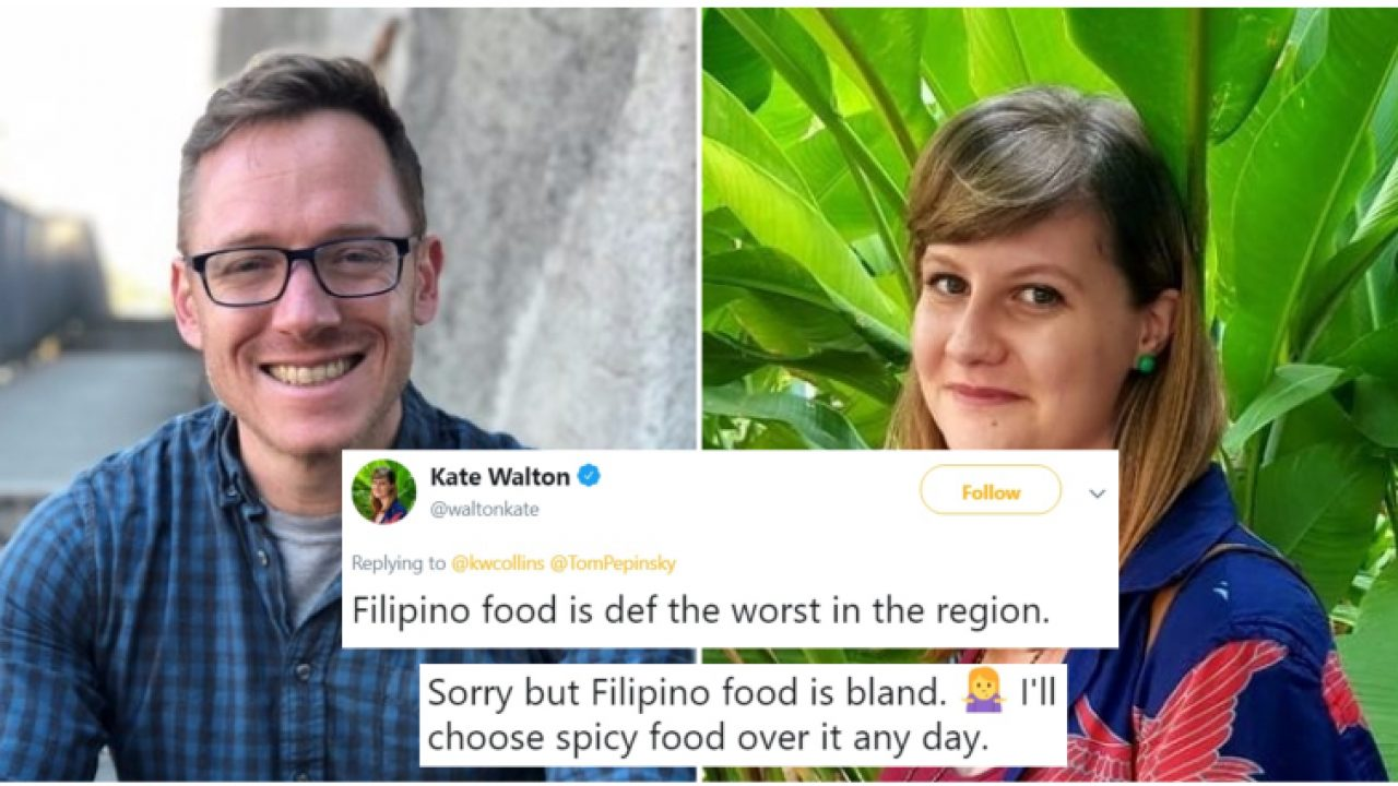 Professor Sparks Outrage Ranking SE Asian Cuisines on