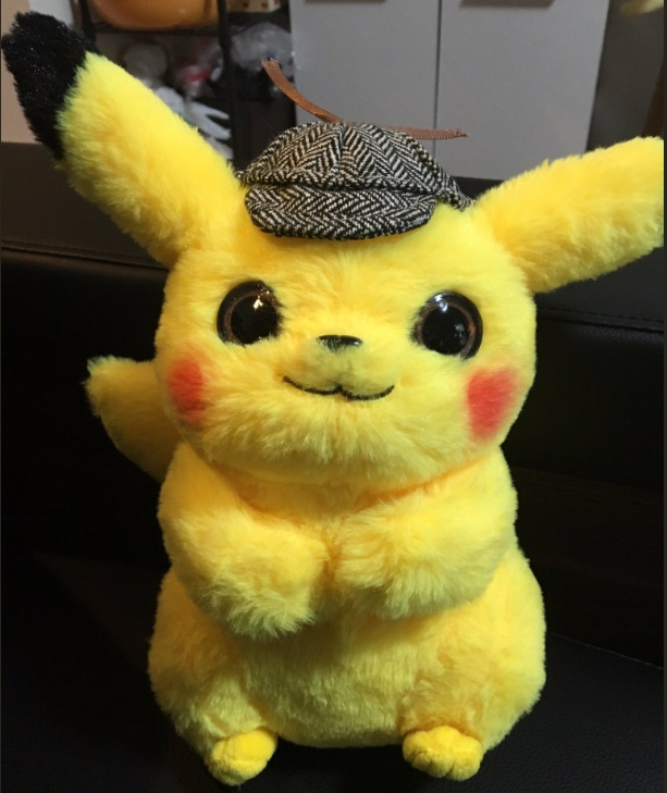 A dedicated Pokémon fan has made her bootleg Chinese Detective Pikachu plushie look nearly as adorable as an authentic one after giving it a full makeover.