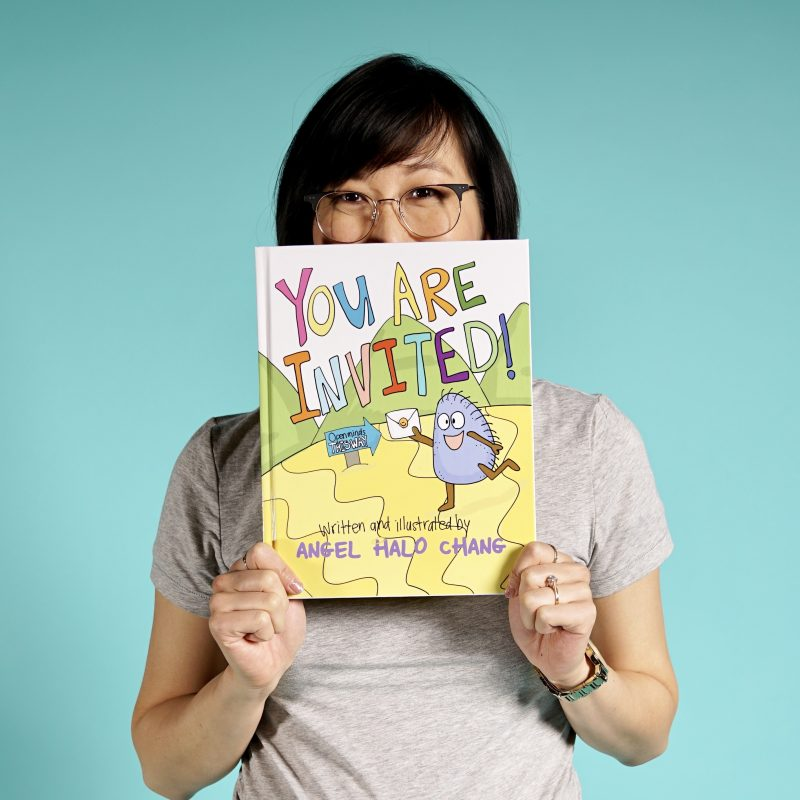 Asian American Author Releases New Children's Book ...