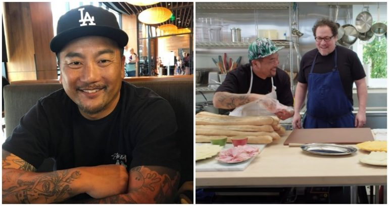 How Roy Choi Went From Being Jobless at 38 to Getting a New