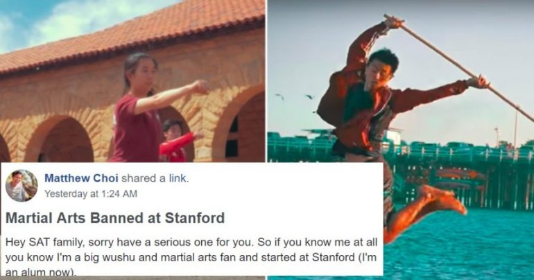 Stanford martial arts