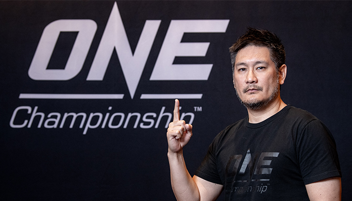 There is a serious effort from multiple organizations who believe it's time for MMA to be introduced to the Olympic games. One man is working extra hard to make that happen. That man is Chatri Sityodtong.