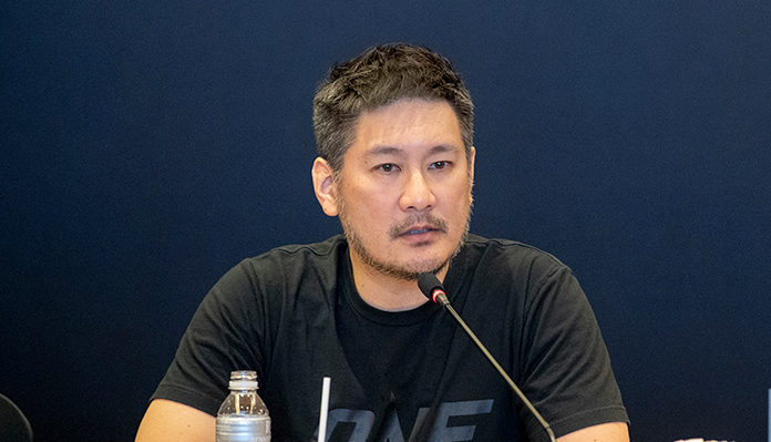 MMA in the Olympics? This Asian CEO is Determined to Make It Happen