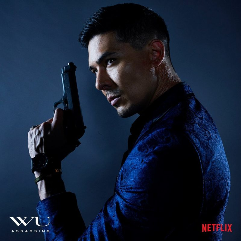 "The show, which drops next week, stars Indonesian stuntman Iko Uwais (""The Night Comes for Us""), along with Hong Kong American star Byron Mann (""Blood and Water"") and British American actor Lewis Tan (""Into the Badlands"")."