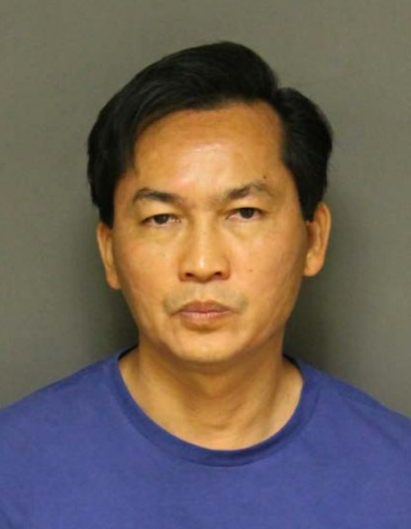 An employee at California State University, Fullerton (CSUF) was arrested in connection with the fatal stabbing of a retired administrator on campus earlier this week.