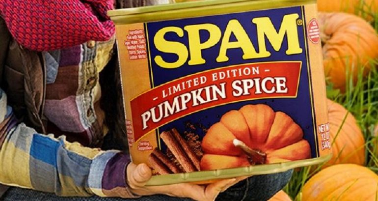 No joke: Pumpkin Spice Spam is coming to Walmart
