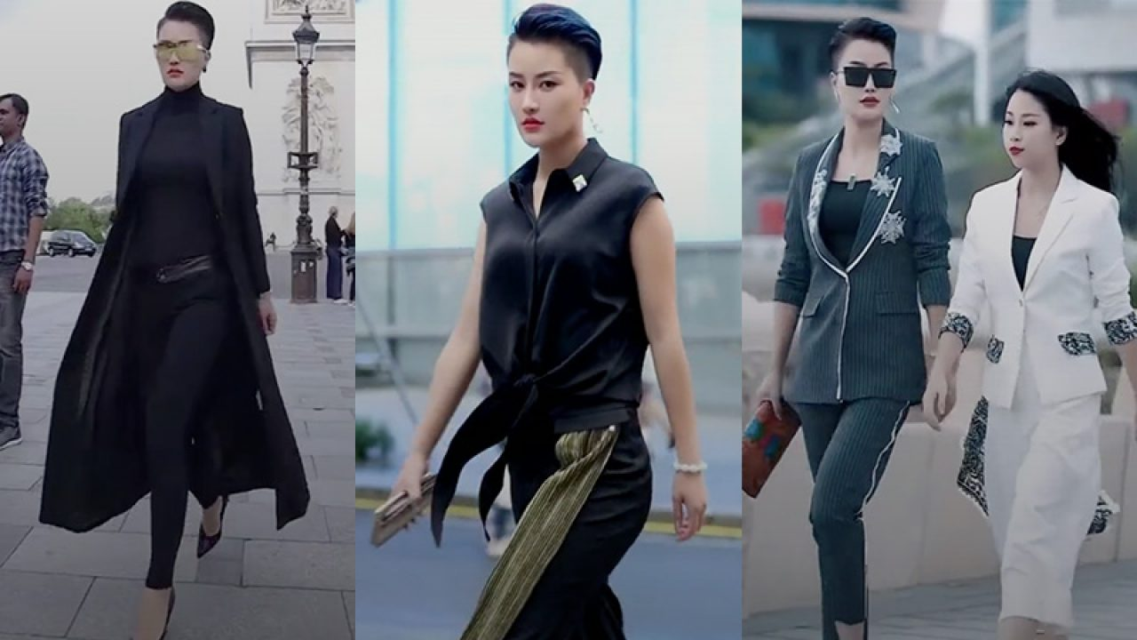Chinese Designer And Her Sister Are Killing The Fashion Game On Tiktok