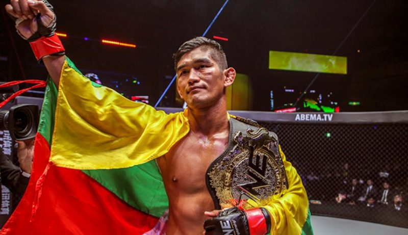 This Martial Arts Champion From Myanmar is a Hero to His People