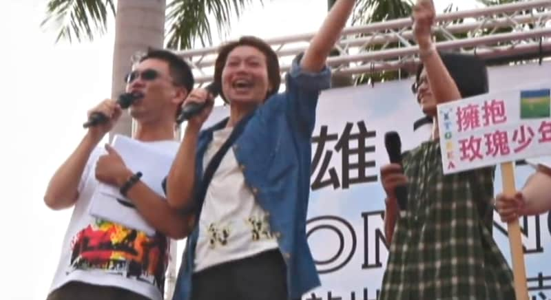 On a rainy day in May, the self-governing island of Taiwan set a gallant, unprecedented example of tolerance in changing times for all of Asia -- its legalization of same-sex marriage, a historic battle hard-fought and sorely won.