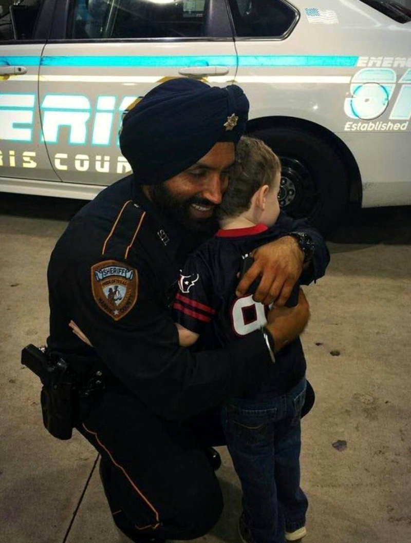 A Sikh sheriff's deputy who made headlines in 2015 for being the first police officer permitted to wear articles of faith while on duty in Texas was killed during a routine traffic stop last week.
