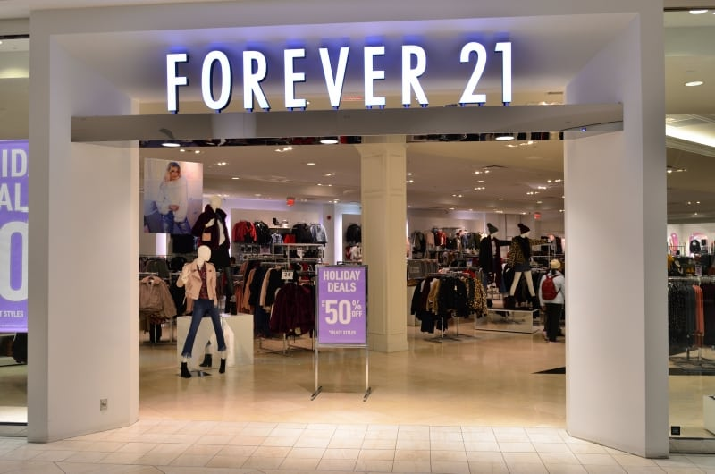 The fast-fashion retail giant, which runs a total of 815 outlets in the U.S., Canada, Europe, Japan, South Korea, and the Philippines, has been preparing for a potential bankruptcy filing, Bloomberg reported last week.