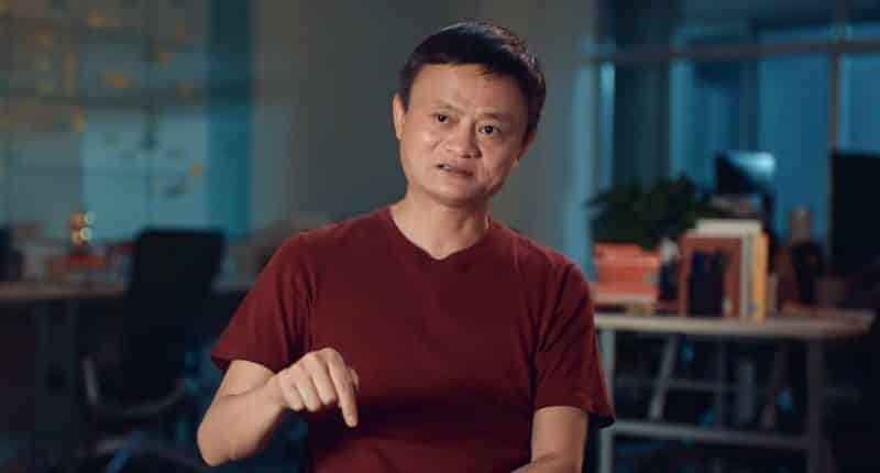 Jack Ma, China's richest man, stepped down as chairman of the Alibaba Group on Tuesday, the small e-commerce site he had built with 17 other people in 1999 which has since become the diverse $460 billion tech empire it is today.