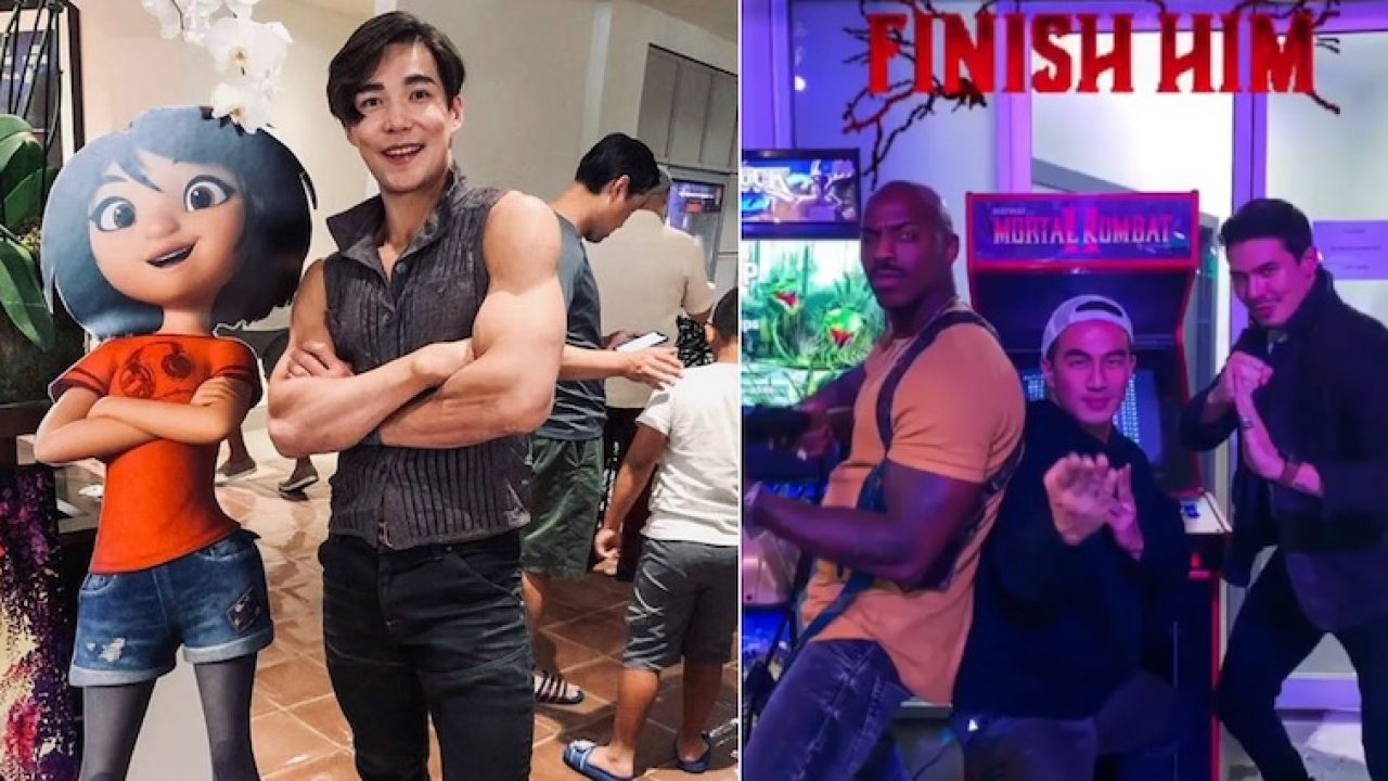 mortal kombat movie reboot cast