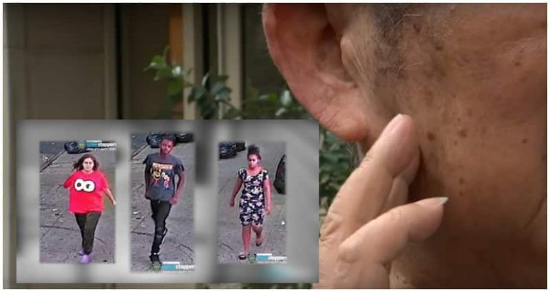 Elderly Asian Man Punched by Teen in Random Attack in NYC