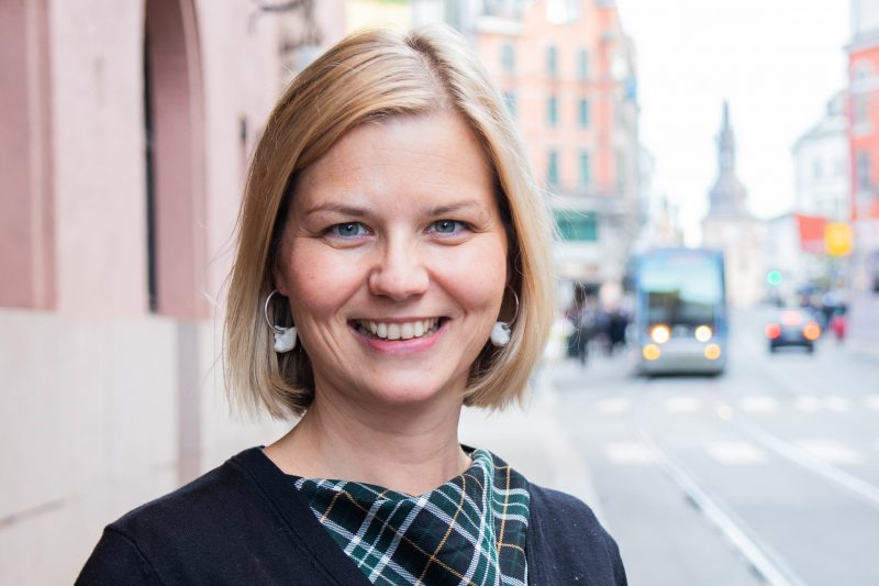"""A Norwegian politician nominated the """"people of Hong Kong"""" for the 2020 Nobel Peace Prize."""