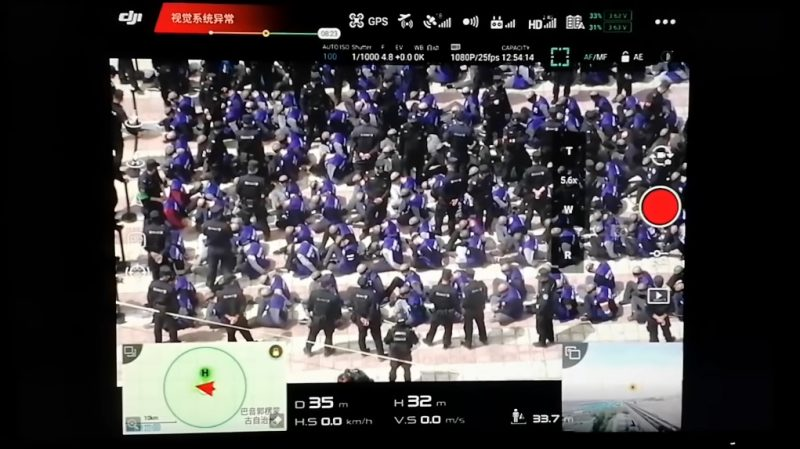 A police chief in Xinjiang who expressed concerns over the mass detention and possible deaths of his fellow Uyghurs in internment camps reportedly ended up as a detainee himself.