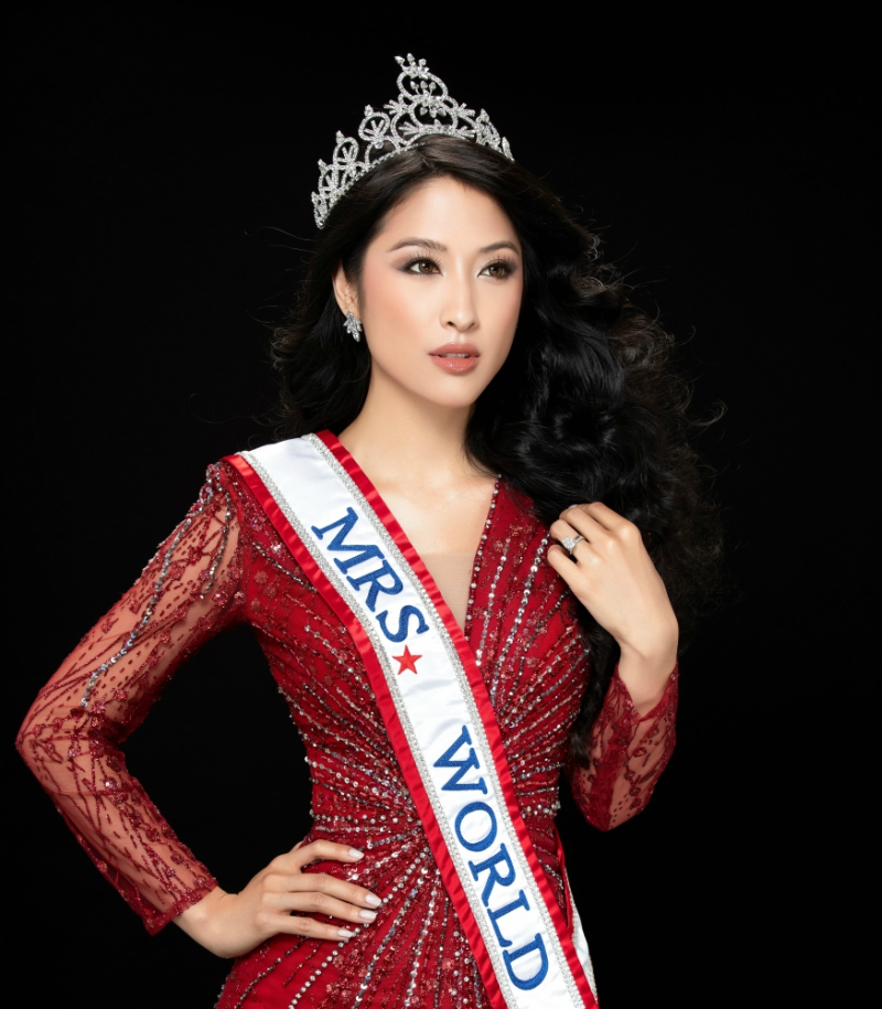 For the first time since its inception in 1984, Mrs. World -- a pioneering pageant for married women -- crowned a Vietnamese candidate earlier this year.