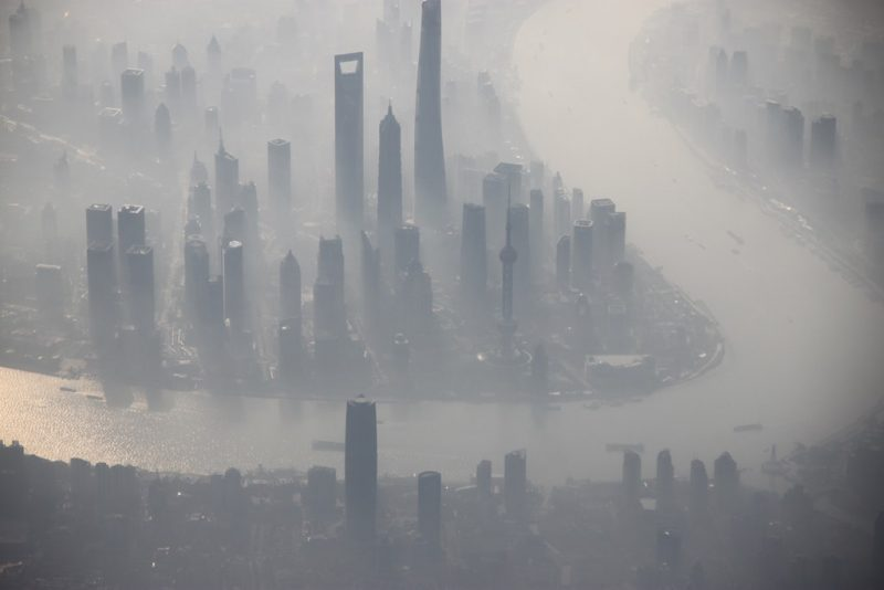 China has saved around 200 million lives through clean air policies in recent years, a new study suggests.