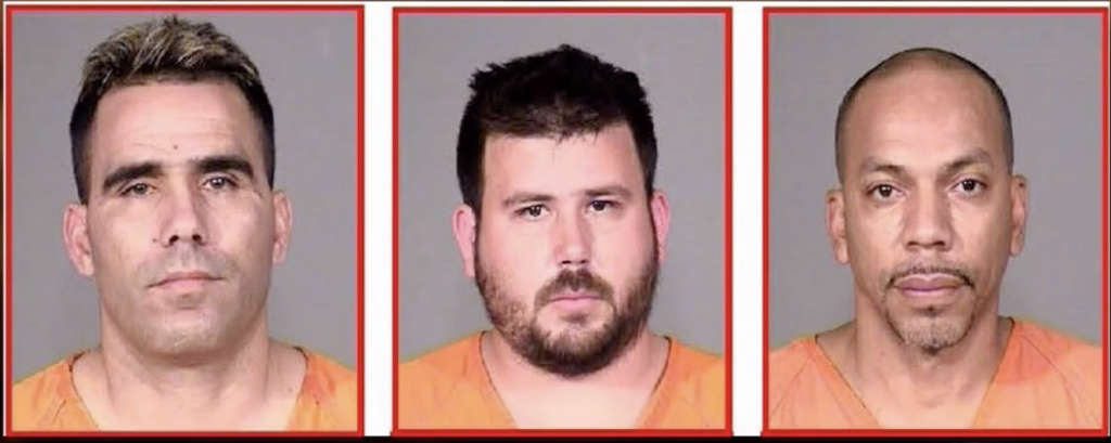 Three men were arrested in Plano, Texas in connection with a series of home burglaries targeting the homes of Asian Americans.