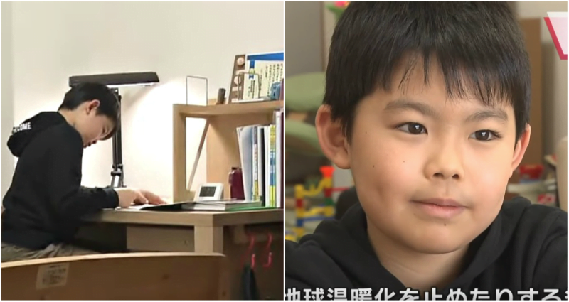 9-Year-Old Japanese Boy is the Youngest to Pass a University-Level Math Test