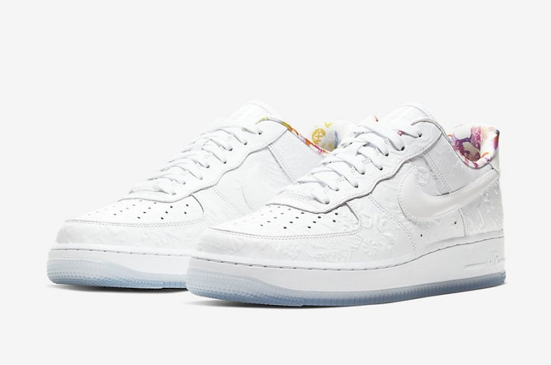 Pictures for Nike's Air Force 1 Low Chinese New Year 2020 limited edition have been released.