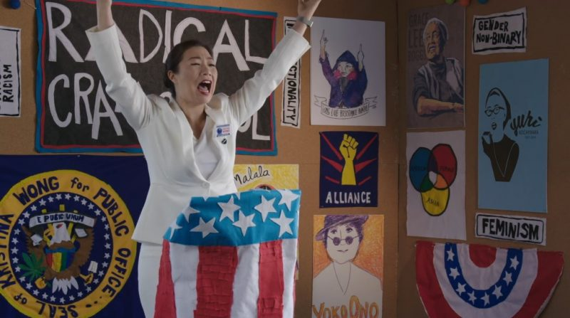 Comedian Kristina Wong's award-winning web series that empowers Asian American children to embrace their identities and support timely social movements is now out for its second season.