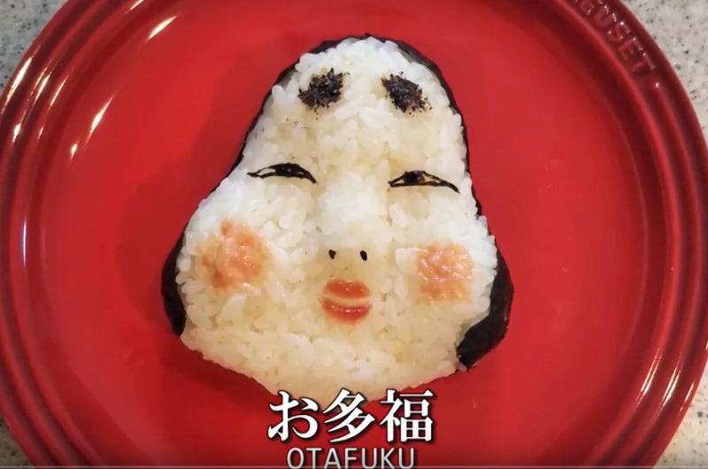 YouTuber Creates Japanese Rice Balls That Are Too Beautiful to Eat