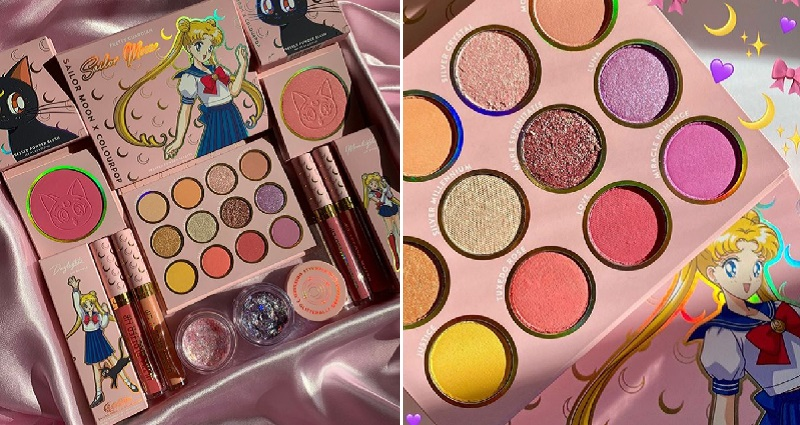 Fight Evil by Moonlight With Sailor Moon x ColourPop Makeup Line