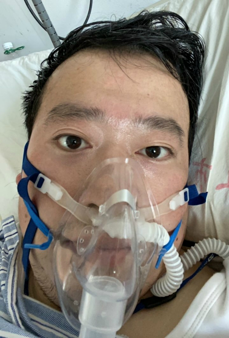 A doctor in Wuhan who was among the first to warn others of the 2019 novel coronavirus has been infected with the pathogen while treating a patient.