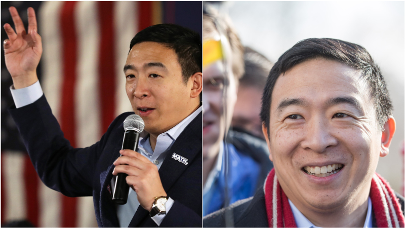 Thank You, Andrew Yang
