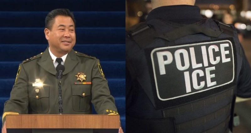 First Asian American Sheriff Says SF Won't Help ICE Deport Immigrants