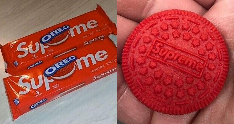 Supreme is Making Oreos That Cost $8 for 3 Cookies