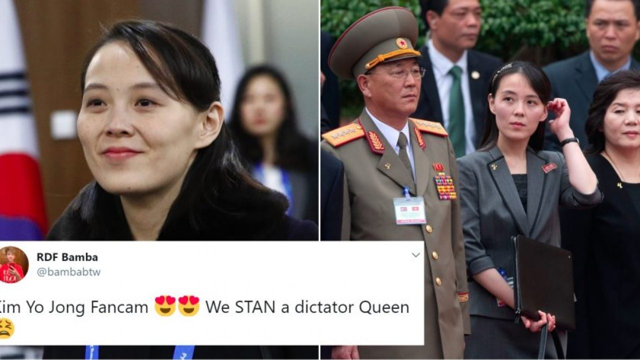 Who Is Kim Yo Jong And Why Is Twitter Suddenly Obsessed With Her