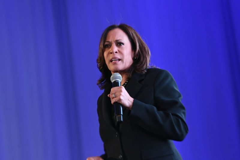 Kamala Harris Introduces Bill to Say 'Chinese Virus' is Racist and Condemn Anti-Asian Attacks