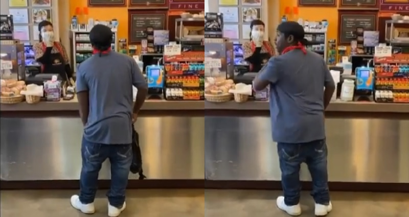 'Asians are dirty as a mother f***er': Man Caught Targeting Koreatown Store Cashier With Racist Rant