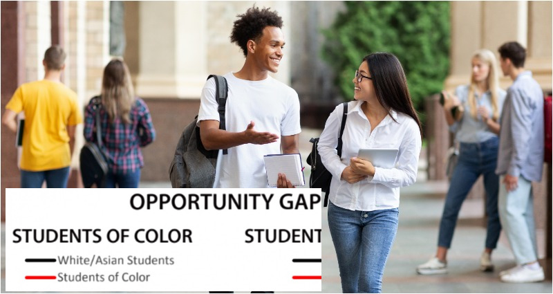 students of color