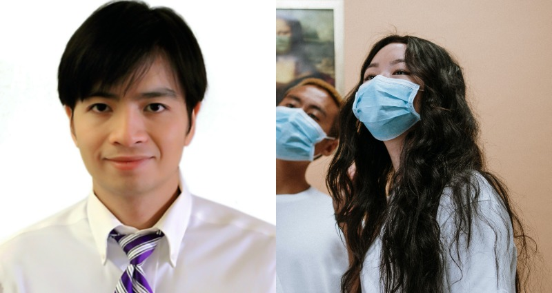 UConn Engineer Invents Reusable, Biodegradable Facemask to Fight Growing Pollution of the Pandemic