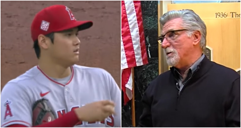 Shohei Ohtani says he's not offended by Jack Morris' use of a mock Asian accent.