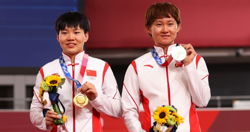 Chinese Olympic medalists
