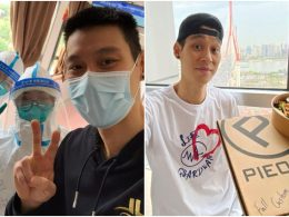 Jeremy Lin recovers from COVID