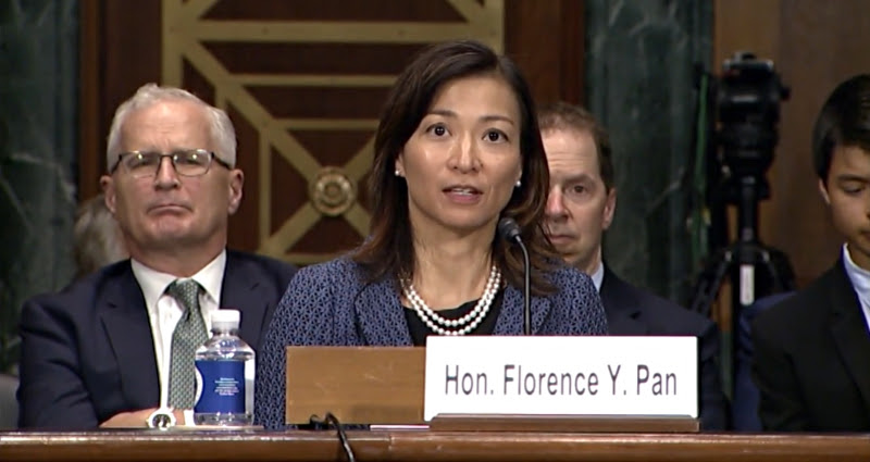First Asian American Judge