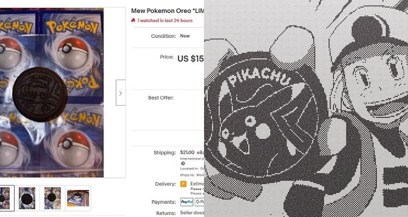 Mew gets sold for a high amount of money