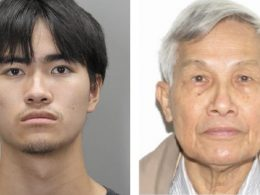murder charges for son who killed his father
