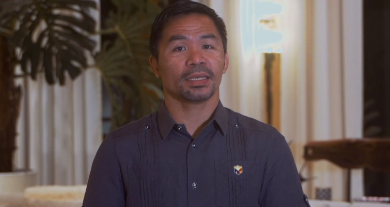 Manny Pacquiao retires