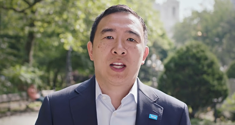 Andrew Yang goes independent
