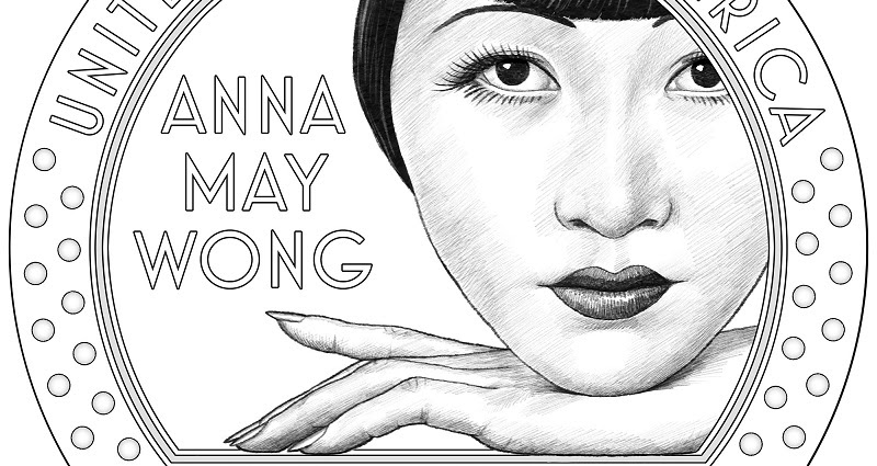 Anna May Wong will be on quarters