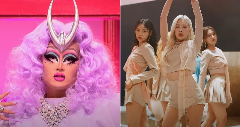 Kim Chi tries to help LOONA