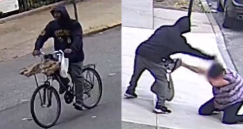 NYPD searching for man